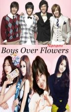 Boys over flowers by Nanami535