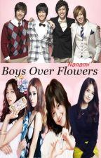 Boys over flowers by OmmaConejita