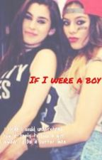 If I were a boy; Laurinah  by HarmonysStyle