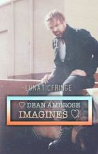 dean ambrose imagines by -lunaticfringe