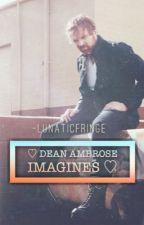 dean ambrose imagines by -lunaticfringe