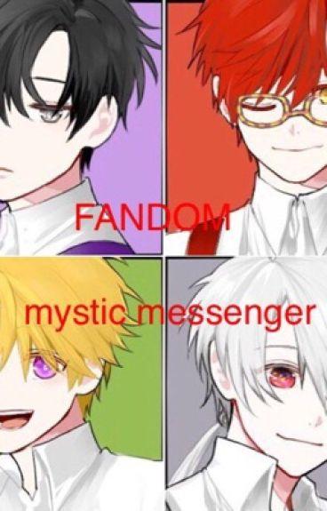 Mystic Messenger Fandom