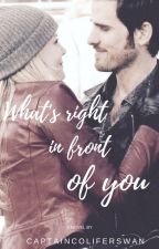 What's Right in Front of You [colifer] by storybrookekingdom