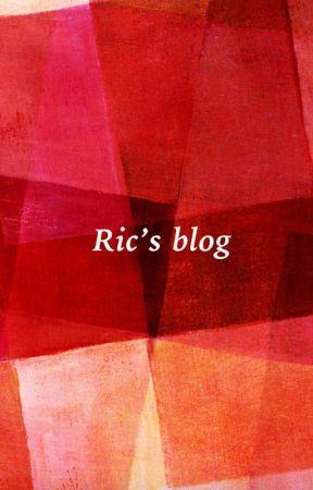 RIC'S BLOG by RicardRibatallada