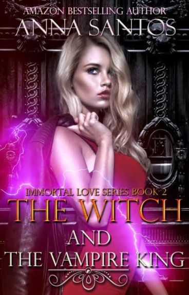 The Witch and the Vampire King [Book 2 - Sample]