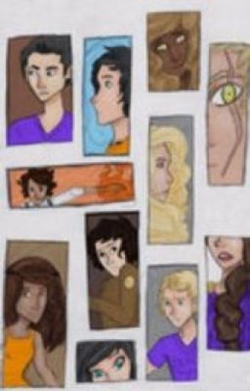 Demigods and Highschool(Percy Jackson)
