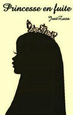 Princesse en fuite by JustZaza