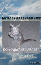 My book of Randomness  by MythologyLover900