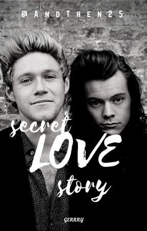 Secret Love Story (narry) (boyxboy) by AndThen25