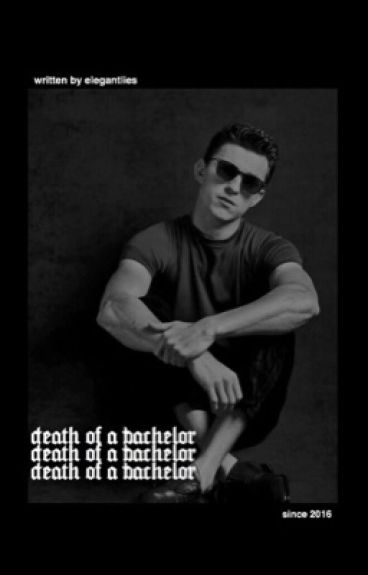 DEATH OF A BACHELOR △ T. HOLLAND
