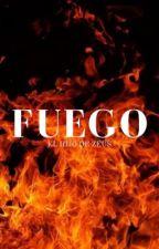 Fuego: El Hijo de Zeus | 4° Saga Elementos |  #TheManBooker2017 by LosingMyReligionX