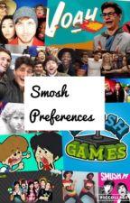 Smosh Imagines/ Preferences by frannsv