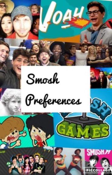 Smosh Imagines/ Preferences