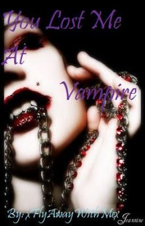 You Lost Me At Vampire. (Damon Salvatore) by xFlyAwayWithMex