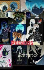 Los 7 pecados capitales by Akabane-Haru