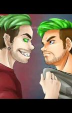 Septiplier ~ BOOK 3 A STUPID STUPID MISSION by MysticMisery