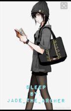 •sleep•  by my_chemical_cookie