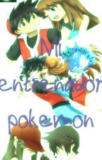 red & blue mi entrnador pokemon by Akane12345