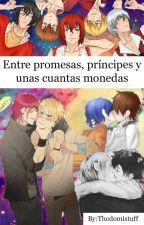 Entre promesas, príncipes y unas cuantas monedas (Cdm yaoi) by Thedomistuff