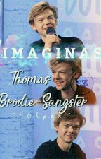 Imaginas De Thomas Sangster © by 46hpen
