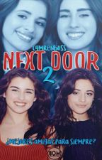 next door 2; camren  by C4MRENBOSS