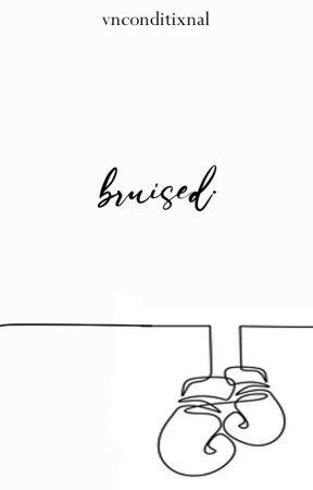bruised. mgc+lrh #PStaxPV by vnconditixnal
