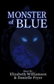Monster of Blue by EvilDinoPeople