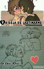 Fred x Freddy- Ya Deja De Lastimarme by -ImCinnamonCici-