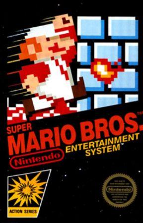 Welcome to the Mushroom Kingdom! (Super Mario Bros  (Game
