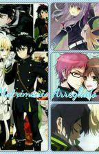 "Matrimonio Arreglado ""Yuumika"" by homura19083"