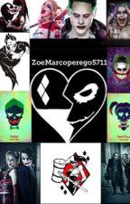 ♦♥️️Siempre Serás Mía♦️♥️El Joker Y Harley Quinn  by ZoeMarcoperego5711