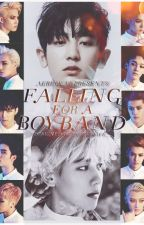 falling for a boy band // exo bxb [DISCONTINUED] by aeriXkai