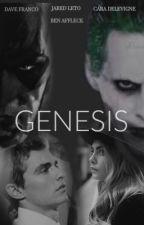 GENESIS by lkamikazel