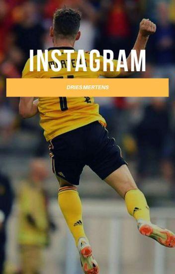 Instagram- Dries Mertens