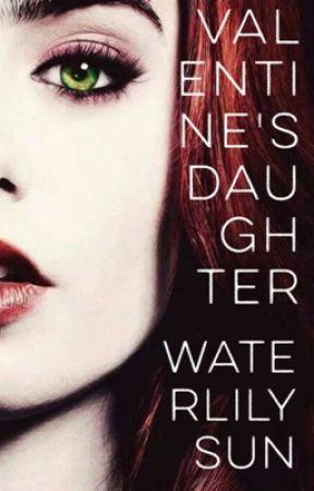 Valentine's Daughter by waterlilysun