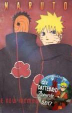 Naruto: The New Akatsuki     #DattebayoAwards  (PAUSADA) by Madoka532