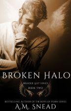 Broken Halo (Wander Lust - PT 2) by AMS1971