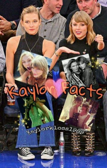 Kaylor Facts :v