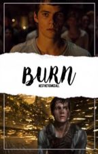 Burn; TMR ➵ Thomas by strangersquib