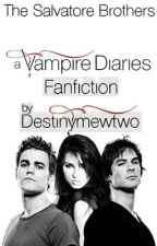 The Salvatore Brothers- A Vampire Diaries Fan Fiction- Watty Awards 2012 by Meg_L_Walker