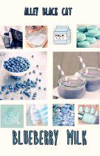 Blueberry Milk [Swap!Fontcest] by AlleyBlackCat