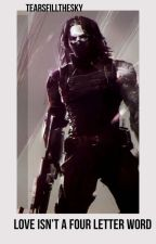 [Love Isn't A Four Letter Word] Bucky Bwwm by bjoiner123