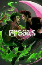 Freaks (Darkiplier x Anti) by ShadowIsEm