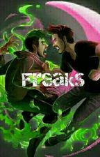 Freaks (Darkiplier x Anti) by ShadowIsEm