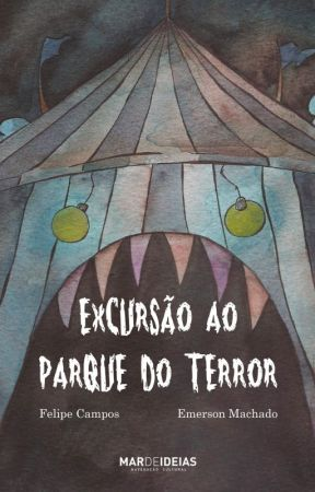Excursão ao Parque do Terror by emermachado