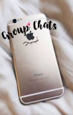 Group Chats (multi fanfic) by joeyspineapple