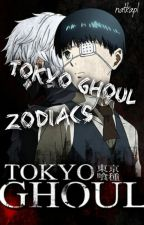 Tokyo Ghoul - Zodiacs by natkapl