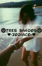 Tres Bandos -zodiaco- by DARCKZODIAC