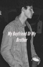 My Boyfriend Or My Brother(Βιβλιο 1) by Eufrosini