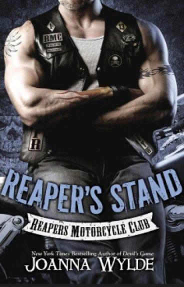 Reaper's Stand (#4) - Joanna Wylde [Reapers MC]